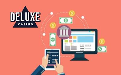 Регистрация в онлайн казино Делюкс