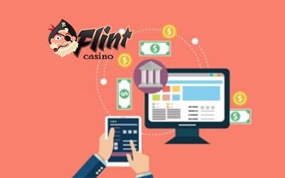 Регистрация в онлайн казино Флинт