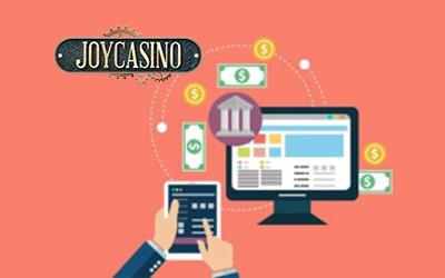 Регистрация в онлайн казино Джойказино